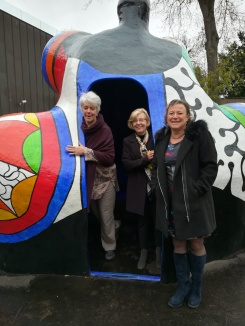 Exposition Niki de St Phalle