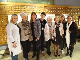 Les 7 dames du polar avec Ian Manook