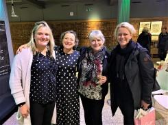 Les Dames du polar NbdN 2019 avec lilja
